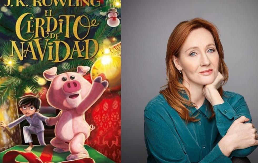 J.K. Rowling lanzó su primera novela para niños tras la saga de Harry Potter