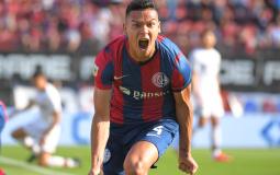El gol de Herrera no le alcanzó a San Lorenzo