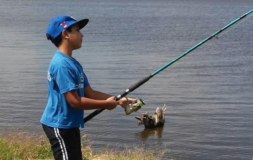 Goya: Vuelven los concursos de pesca con un evento infantil