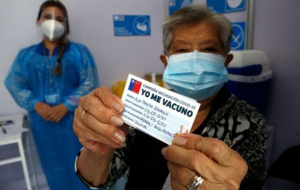 Por primera vez desde el inicio de la pandemia, Chile no reportó fallecidos