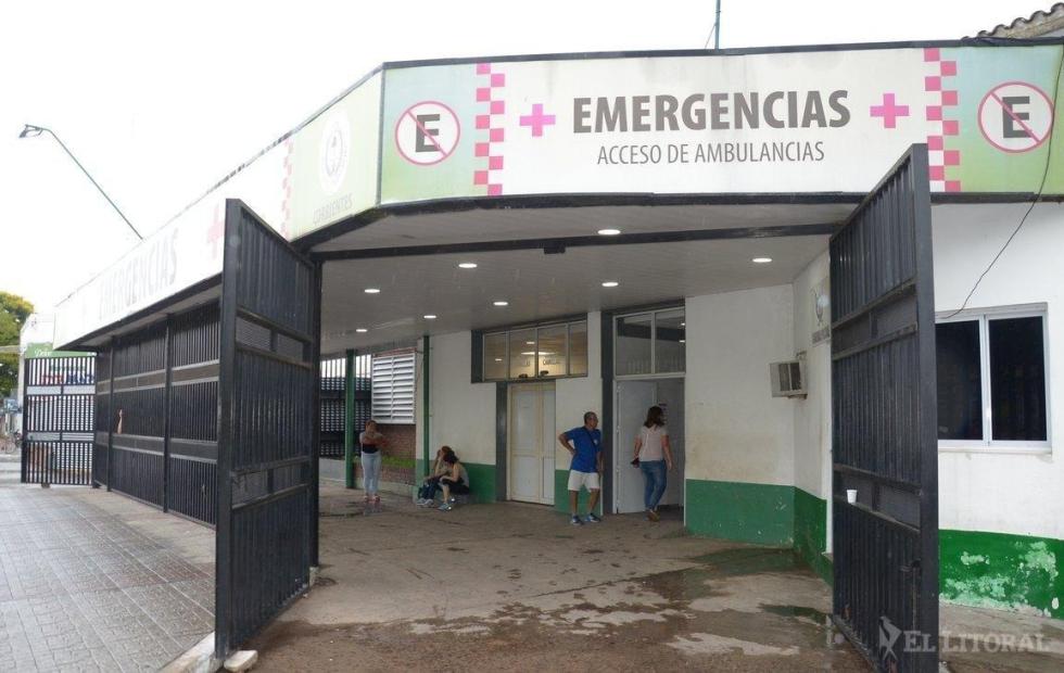 Una joven chocó contra un caballo suelto y debió ser hospitalizada