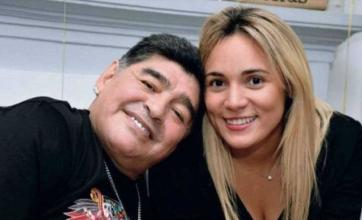 """Rocío Oliva: """"Nadie muere de amor, no tuve nada que ver con el deceso"""" de Maradona"""