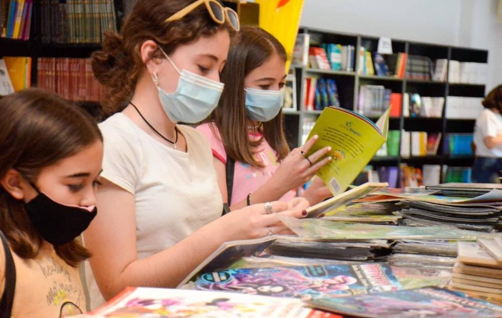 Paso de los Libres: continúa la Feria del Libro y la Cultura de la frontera