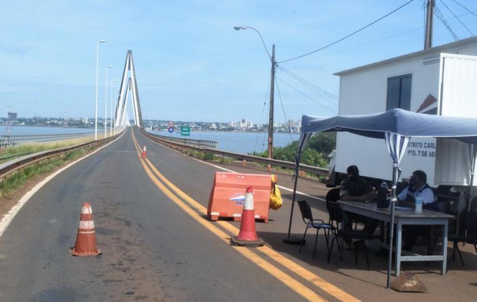 Cuáles serían los requisitos y quiénes podrían cruzar por el puente Encarnación-Posadas