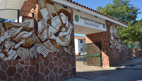 Murieron tres personas en el Hospital Campaña
