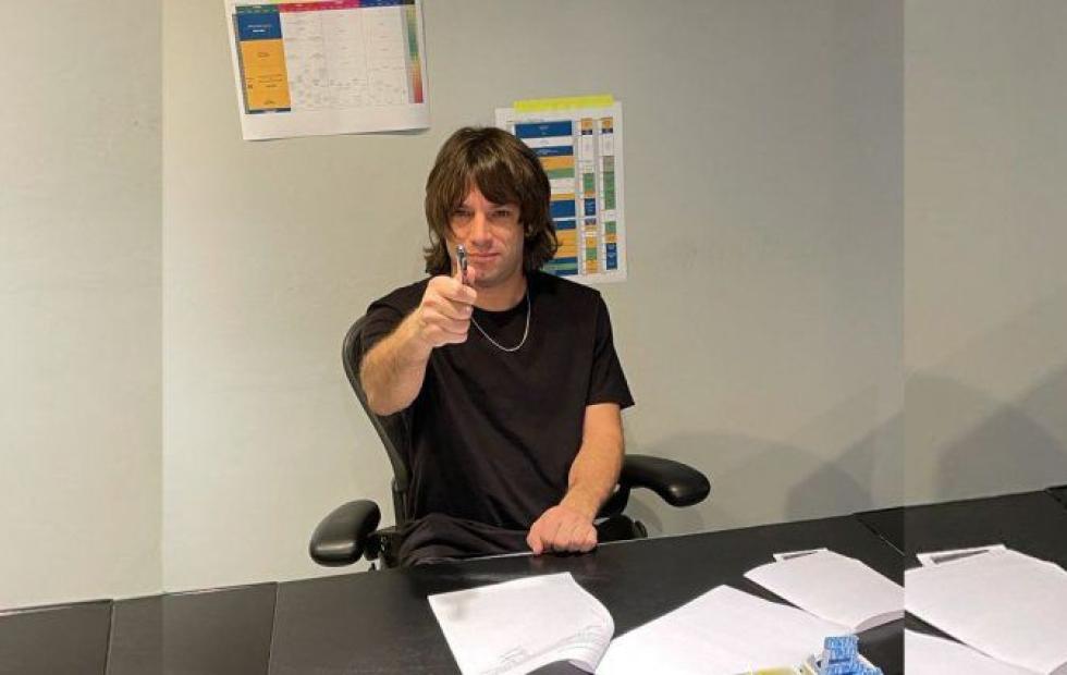 Joaquín Levinton, confirmado para MasterChef Celebrity 3