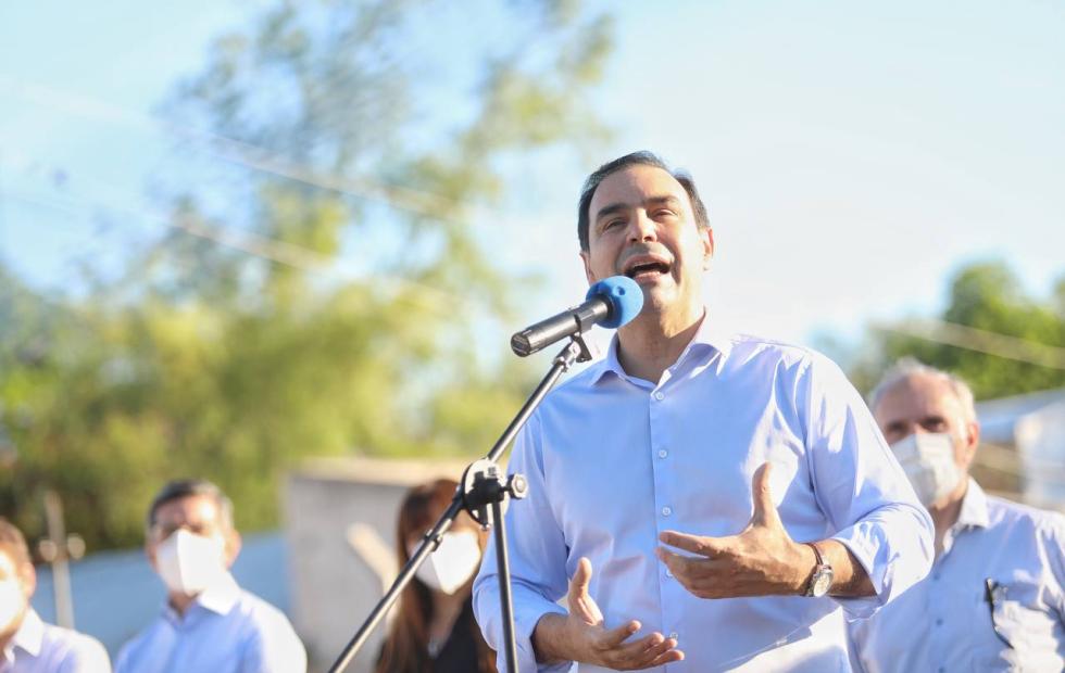 """Valdés habló de la crisis nacional: """"Las rupturas institucionales no nos llevaron nunca a ningún lado"""""""