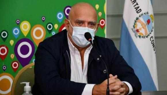 Presupuesto 2022: Carlos Vignolo cuestionó que Chaco recibiría más fondos que Corrientes